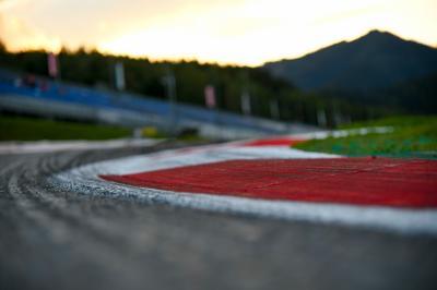 Streckenaufbau: Teams rüsten sich für das Red Bull Ring