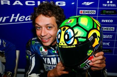 Toutes les superstitions de Rossi...