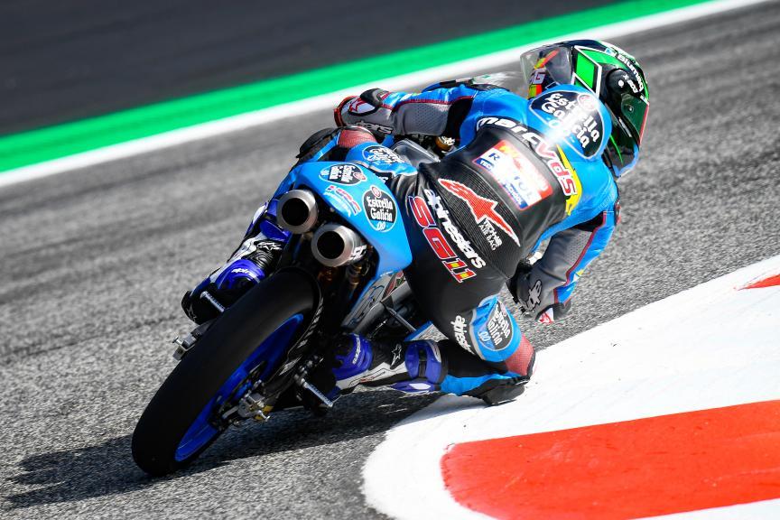 Sergio Garcia, Estrella Galicia 0,0, myWorld Motorrad Grand Prix von Österreich