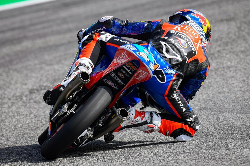 Filip Salac, Redox PruestlGP, myWorld Motorrad Grand Prix von Österreich