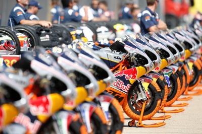 Cap sur l'Autriche pour la Red Bull Rookies !