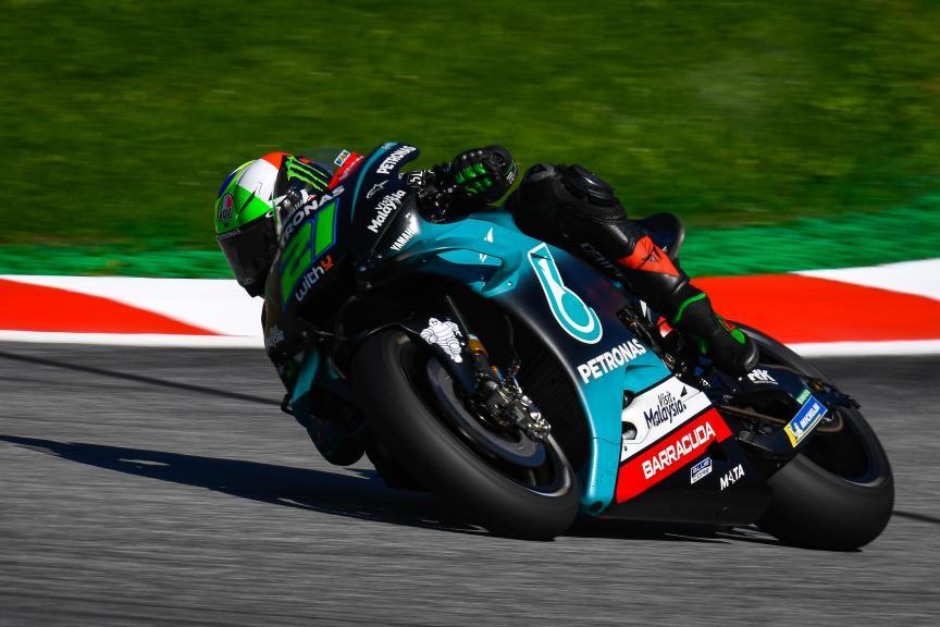 Franco Morbidelli, Petronas Yamaha SRT, myWorld Motorrad Grand Prix von Österreich