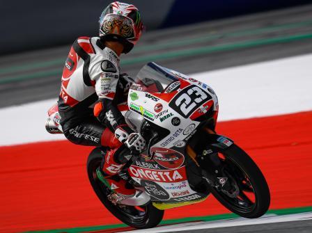 Moto3, Free Practice, myWorld Motorrad Grand Prix von Österr