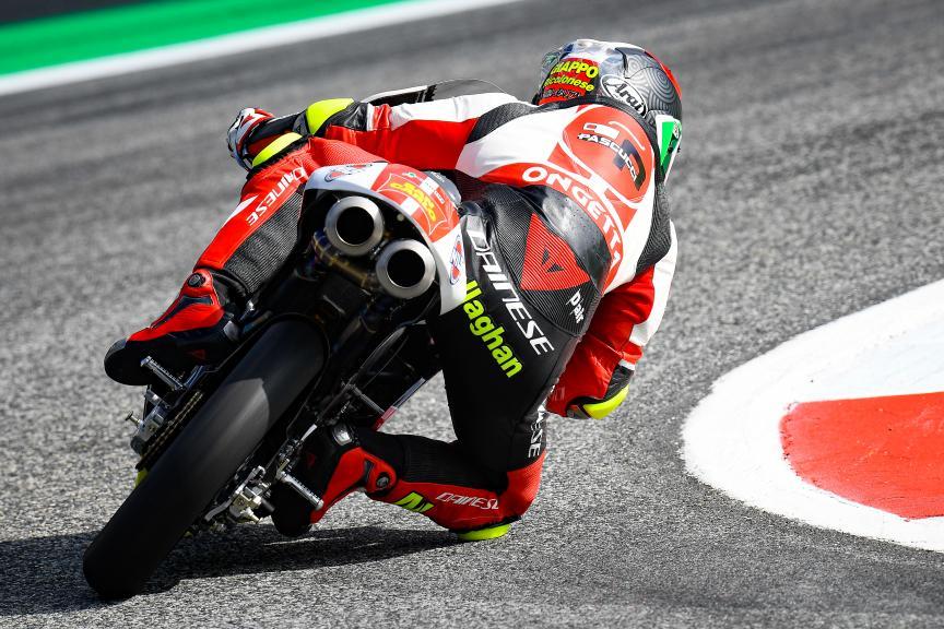 Tatsuki Suzuki, SIC58 Squadra Corse, myWorld Motorrad Grand Prix von Österreich