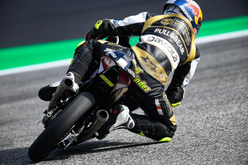 Raul Fernandez, Sama Qatar Angel Nieto Team, myWorld Motorrad Grand Prix von Österreich
