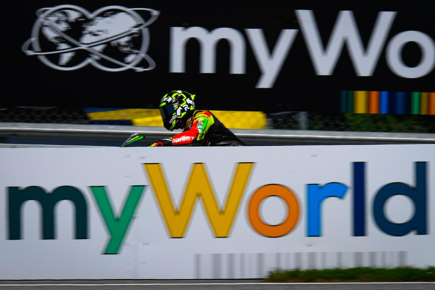 Andrea Iannone, Aprilia Racing Team Gresini, myWorld Motorrad Grand Prix von Österreich