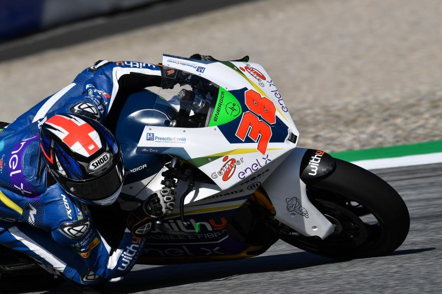 Bradley Smith, One Energy Racing, myWorld Motorrad Grand Prix von Österreich