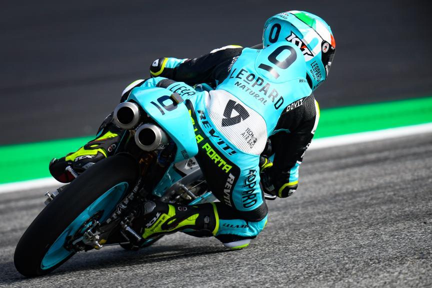 Lorenzo Dalla Porta, Leopard Racing, myWorld Motorrad Grand Prix von Österreich