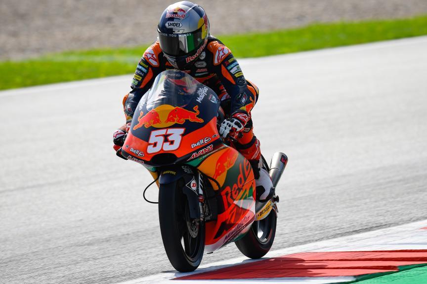 Deniz Oncu, Red Bull KTM Ajo, myWorld Motorrad Grand Prix von Österreich