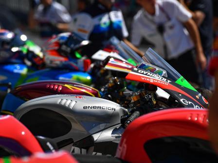 MotoE, Free Practice, myWorld Motorrad Grand Prix von Österr