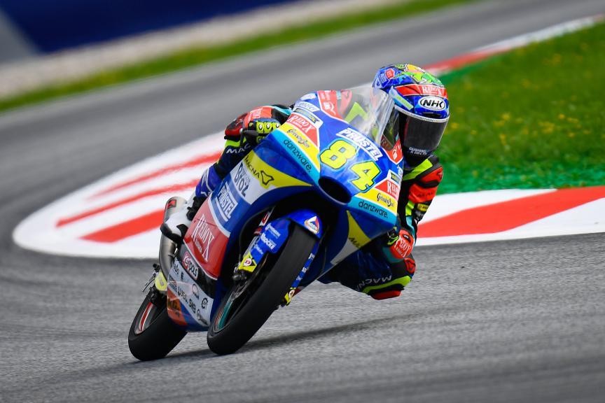 Jakub Kornfeil, Redox PruestlGP, myWorld Motorrad Grand Prix von Österreich
