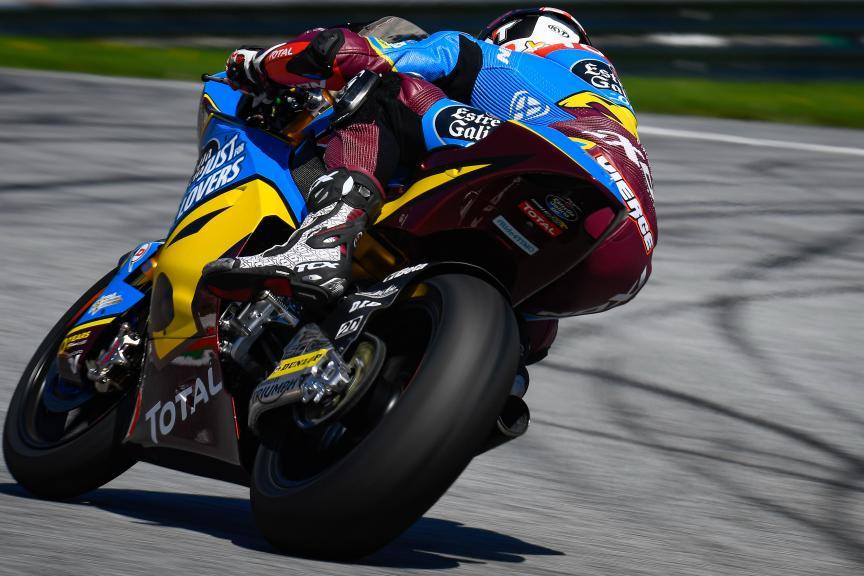 Xavi Vierge, EG 0,0 Marc Vds, myWorld Motorrad Grand Prix von Österreich