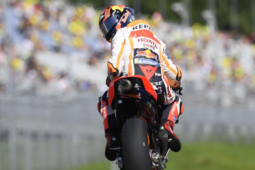 Stefan Bradl, Repsol Honda Team, myWorld Motorrad Grand Prix von Österreich