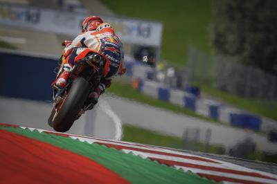 Márquez y Viñales desafían el reinado austríaco de Ducati