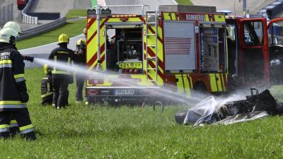 La actividad en MotoE™ sigue su curso tras un incidente