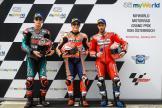 Marc Marquez, Fabio Quartararo, Andrea Dovizioso, Repsol Honda Team, myWorld Motorrad Grand Prix von Österreich