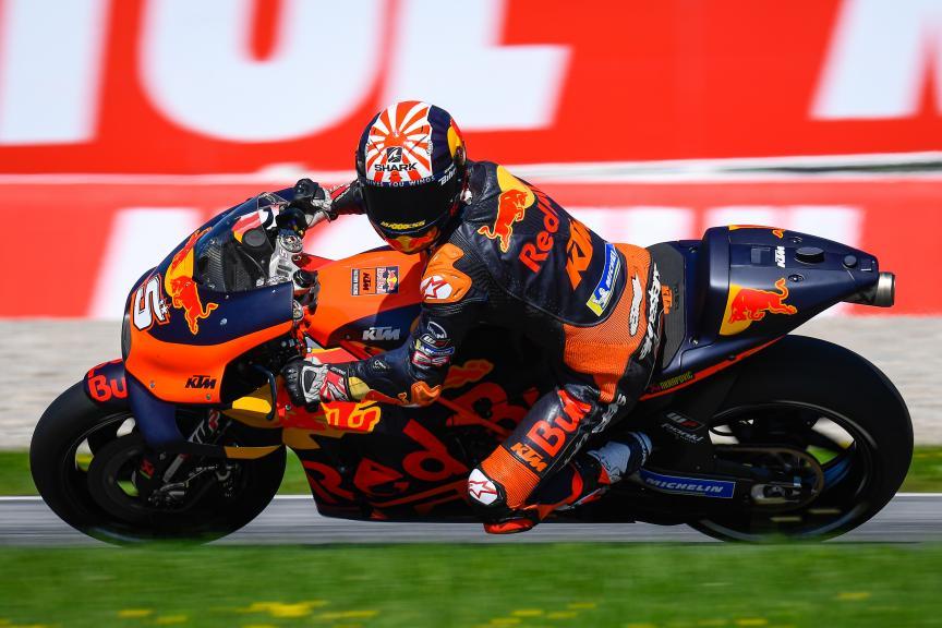 Johann Zarco, Red Bull KTM Factory Racing, myWorld Motorrad Grand Prix von Österreich