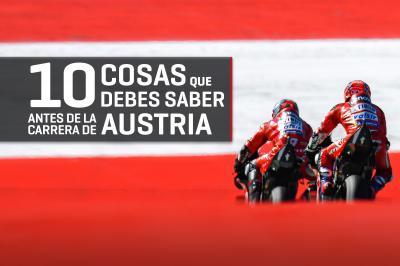 Ducati se aferra a su hegemonía austríaca para frenar a Marc