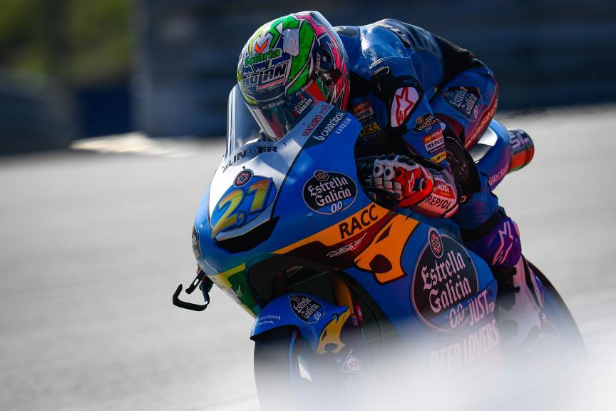 Alonso Lopez, Estrella Galicia 0,0, myWorld Motorrad Grand Prix von Österreich