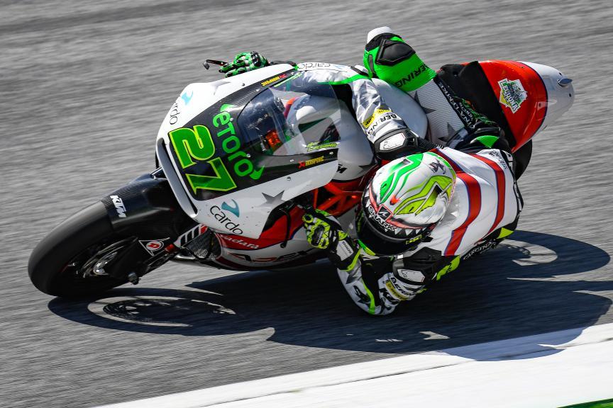 Iker Lecuona, American Racing KTM, myWorld Motorrad Grand Prix von Österreich