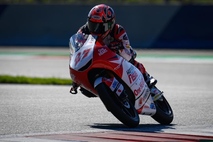 Kaito Toba, Honda Team Asia, myWorld Motorrad Grand Prix von Österreich