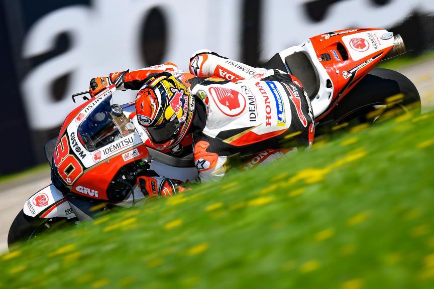 Takaaki Nakagami, LCR Honda Idemitsu, myWorld Motorrad Grand Prix von Österreich