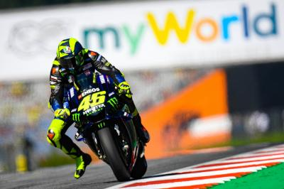 Rossi ready with Red Bull Ring race pace