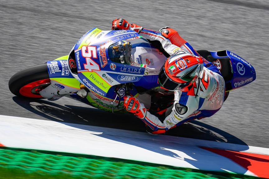 Mattia Pasini, Tasca Racing Scuderia, myWorld Motorrad Grand Prix von Österreich