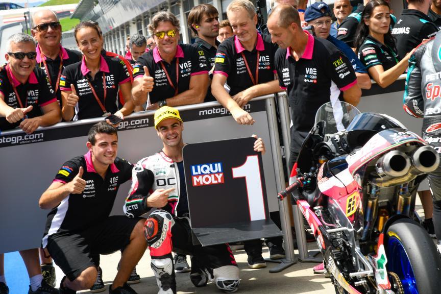 Romano Fenati, VNE Snipers Team, myWorld Motorrad Grand Prix von Österreich