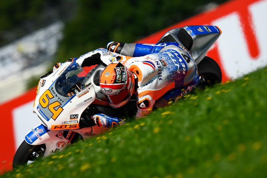Bo Bendsneyder, NTS RW Racing Gp, myWorld Motorrad Grand Prix von Österreich