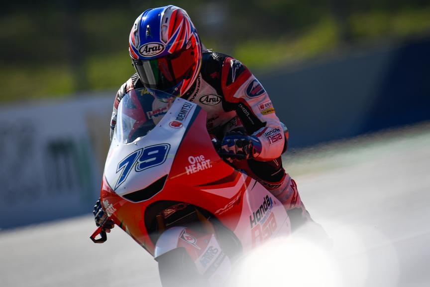 Ai Ogura, Honda Team Asia, myWorld Motorrad Grand Prix von Österreich