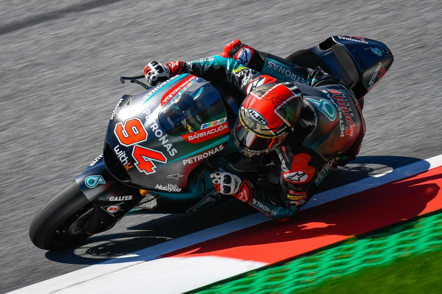 Jonas Folger, Petronas Sprinta Racing, myWorld Motorrad Grand Prix von Österreich