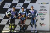 Mike Di Meglio, Xavier Simeon, Bradley Smith, myWorld Motorrad Grand Prix von Österreich