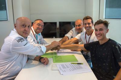 Masià firma por Leopard Racing para 2020