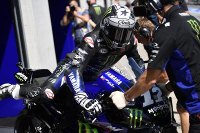 What's Yamaha's secret at the Red Bull Ring?