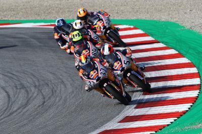 Red Bull MotoGP™ Rookies Cup: Acosta victorieux à Spielberg