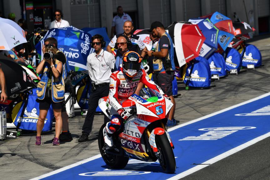 Alex De Angelis, Octo Pramac MotoE, myWorld Motorrad Grand Prix von Österreich
