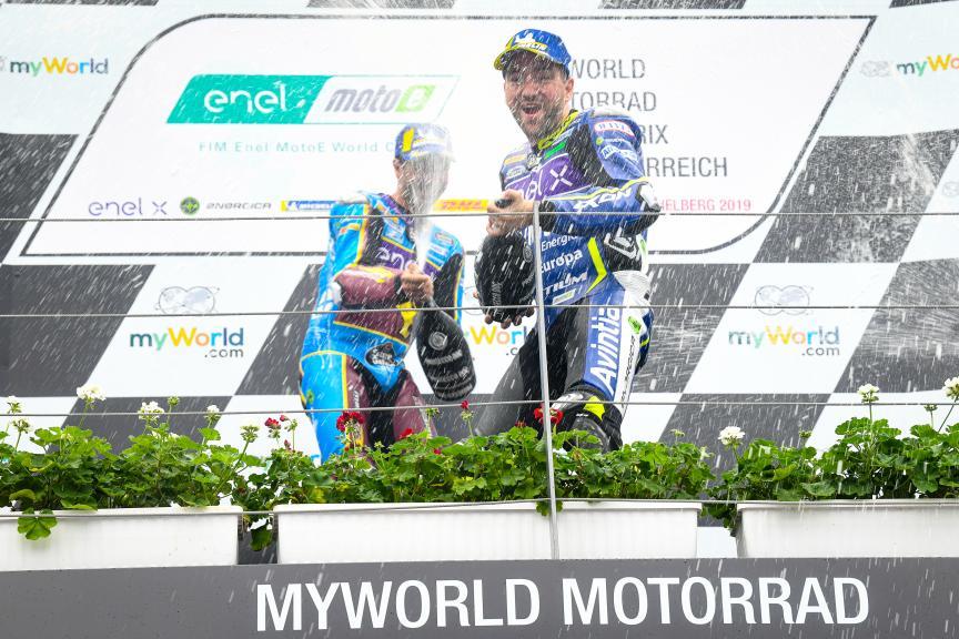 Xavier Simeon, Avintia Esponsorama Racing, myWorld Motorrad Grand Prix von Österreich