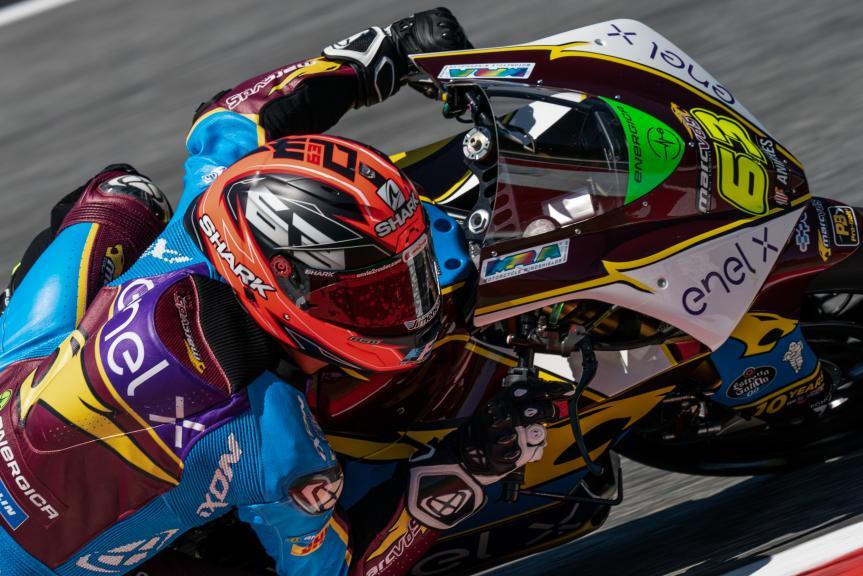 Mike Di Meglio, EG 0,0 Marc VDS, myWorld Motorrad Grand Prix von Österreich