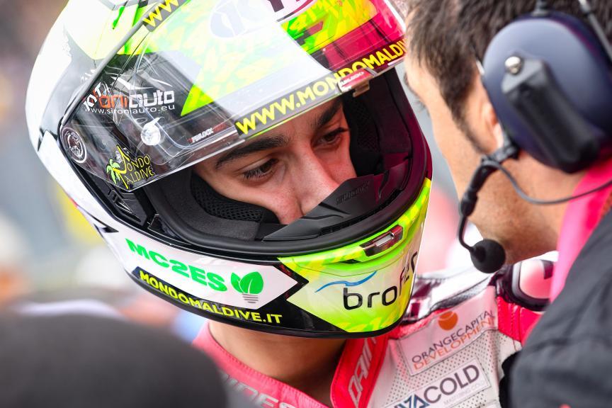 Tony Arbolino, VNE Snipers Team, myWorld Motorrad Grand Prix von Österreich
