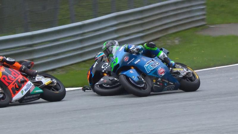 Austrian ecstasy as Binder earns KTM home Moto2™ win | MotoGP™