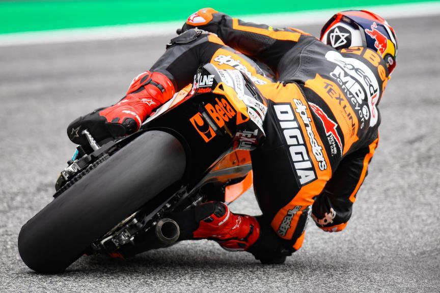 Fabio Di Giannantonio, Beta Tools Speed Up, myWorld Motorrad Grand Prix von Österreich