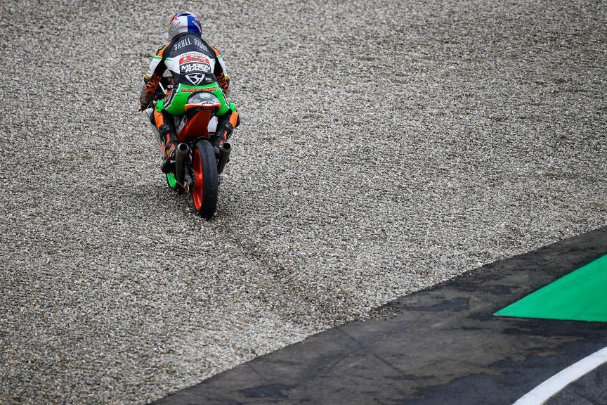 Kazuki Masaki, Boe Skull Rider Mugen Race, myWorld Motorrad Grand Prix von Österreich