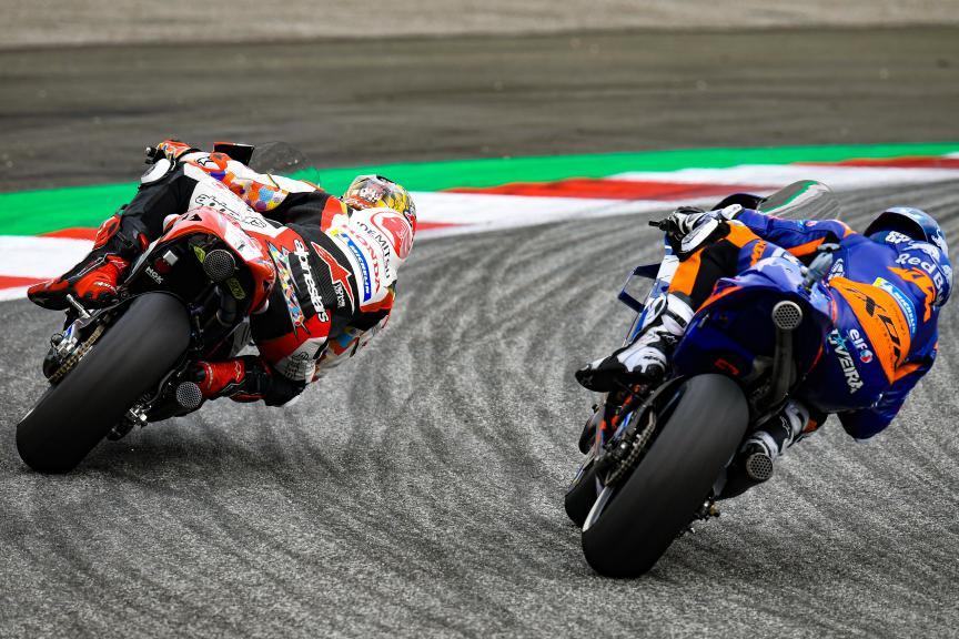 Takaaki Nakagami, Miguel Oliveira, myWorld Motorrad Grand Prix von Österreich