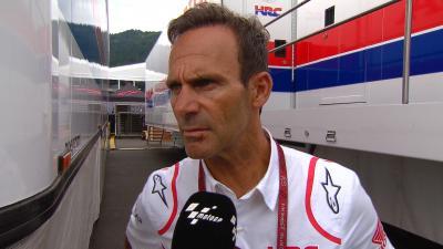 When will Lorenzo be back in Repsol Honda?