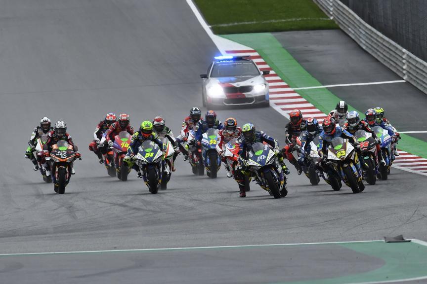 MotoE, myWorld Motorrad Grand Prix von Österreich