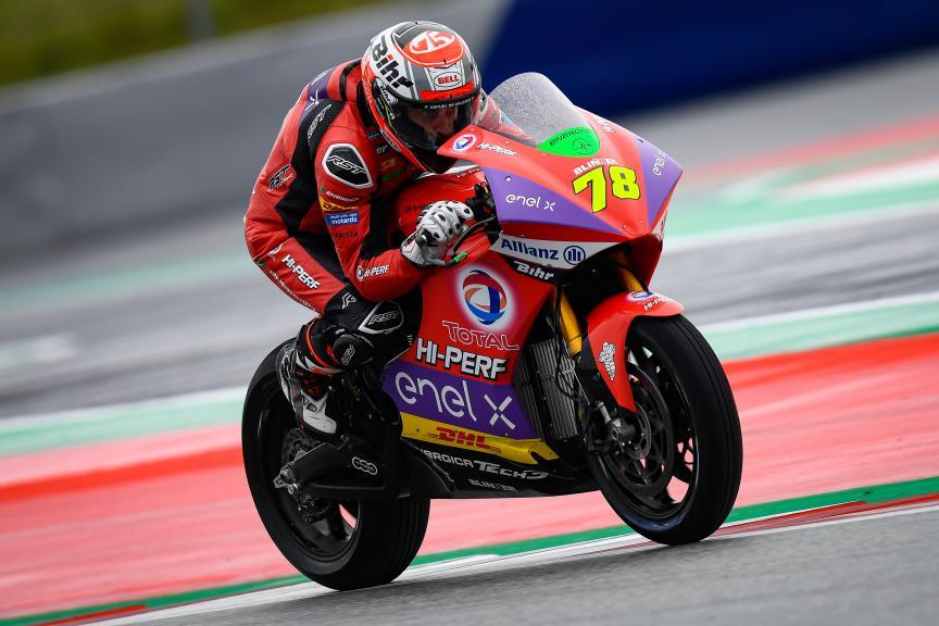 Kenny Foray, Tech3 E-Racing, myWorld Motorrad Grand Prix von Österreich