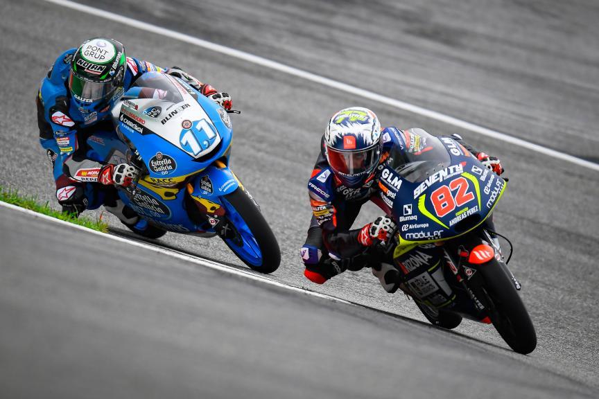 Stefano Nepa, Reale Avintia Arizona 77, myWorld Motorrad Grand Prix von Österreich