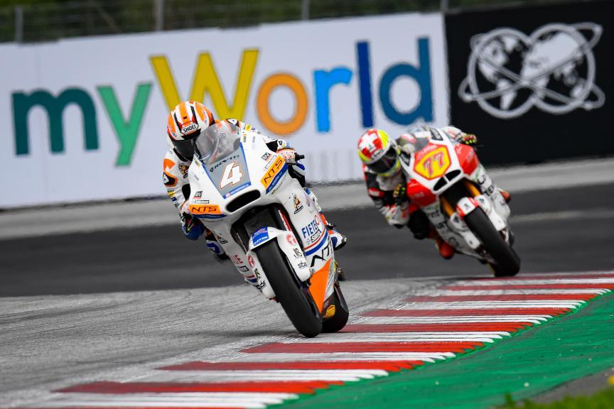 Moto2, myWorld Motorrad Grand Prix von Österreich