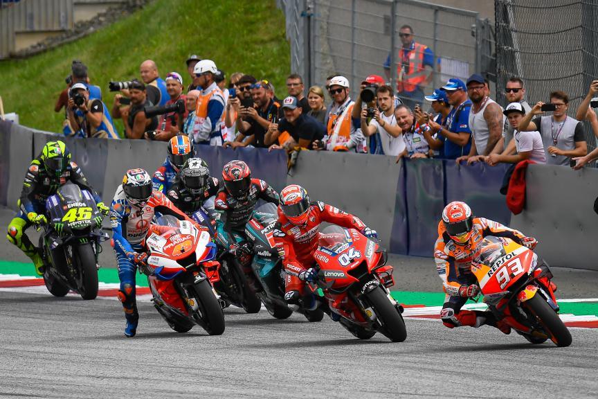 MotoGP, myWorld Motorrad Grand Prix von Österreich